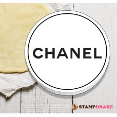 Custom Chanel Round Cookie Stamp